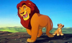 helping children understand death - the lion king